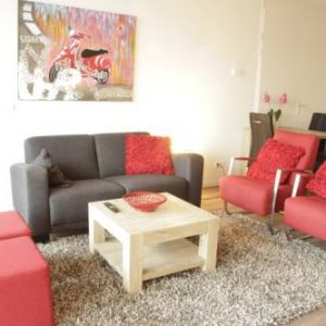 570 Calypso Centre Apartment with Private Parking *Non Smoking* in Rotterdam