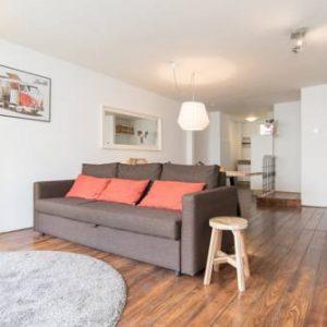 Apartment Keyzers Secret in Amsterdam