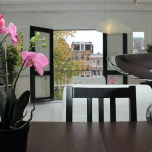 Apartment Prinsengracht in Amsterdam