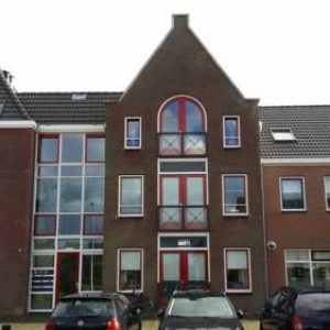 Apartment Zonnebloem in Hippolytushoef