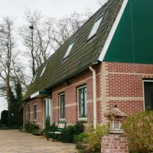 Appartement De Molshoop in Landsmeer