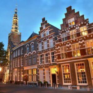 Boutique Hotel Steenhof Suites in Leiden