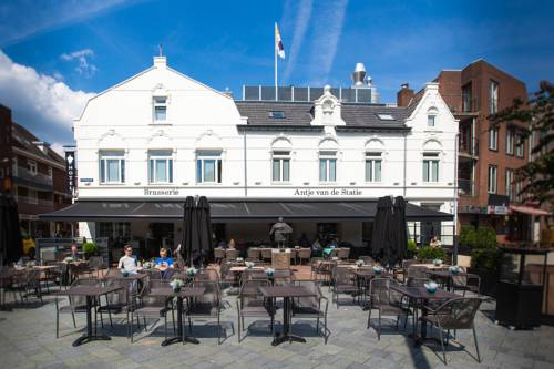 Brasserie-Hotel Antje van de Statie in Weert