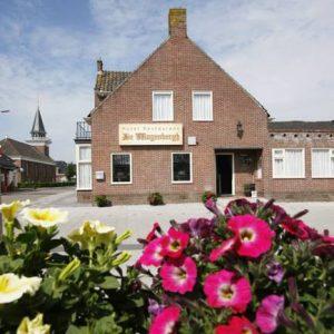 Hotel Restaurant De Wagenbergh in Wagenborgen