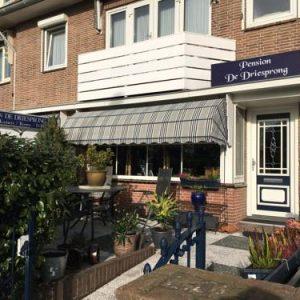 Pension de Driesprong in Noordwijk aan Zee