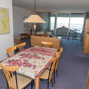 Appartement aan zee port scaldis 13 052