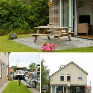 Appartement Hoek in Giethoorn