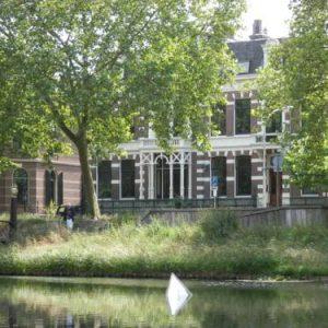Binnen aan de Singel in Deventer