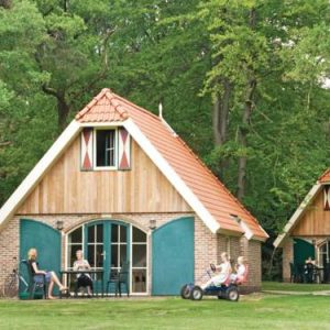 Holiday Home Buitengoed Fredeshiem 05 in De Bult-Steenwijk