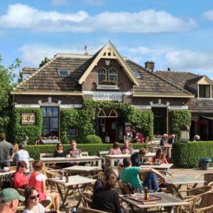 Hotel Restaurant Oortjeshekken in Ooij