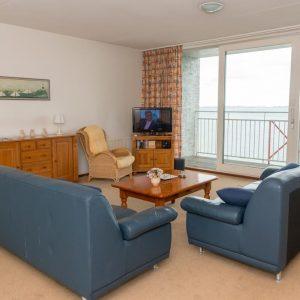 Appartement aan zee port scaldis 09 81